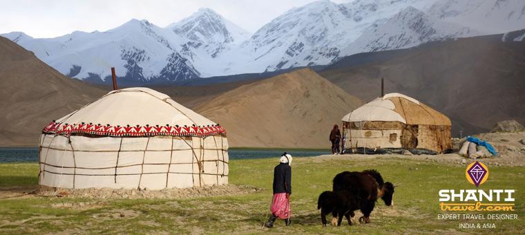 Mongolie en hiver