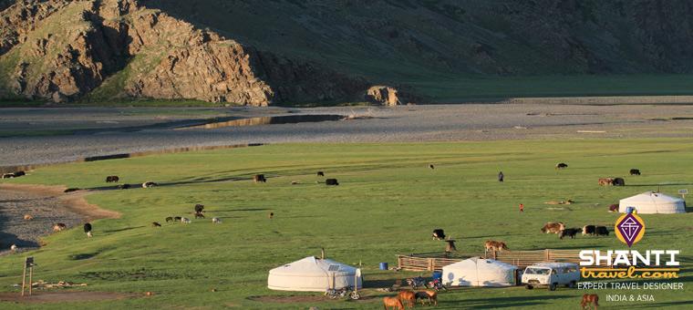 Quand partir en Mongolie ?
