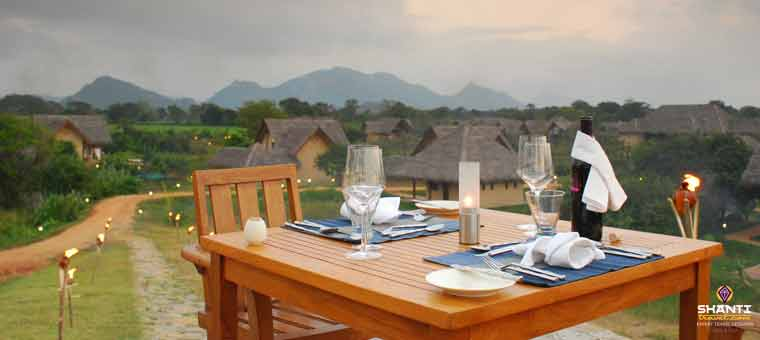 accommodation in sri lanka