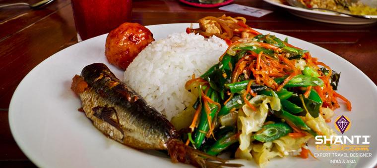 Cuisine Balinaise : découvrir Bali dans l