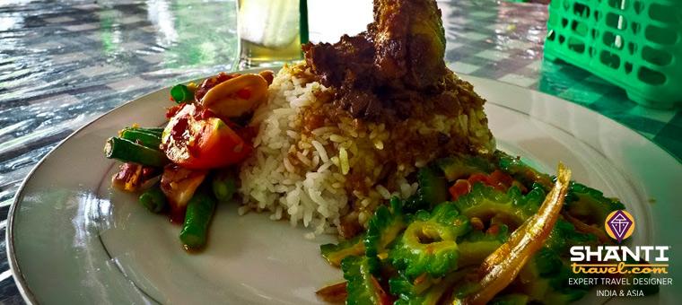 Assiette Warung Bali