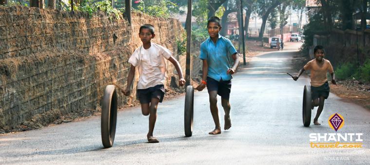 Goa Enfants