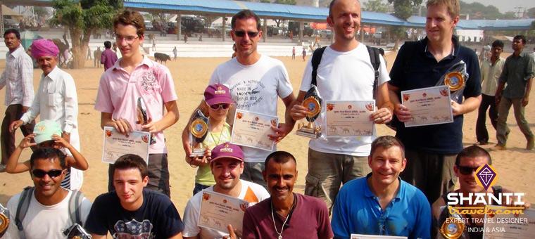 Joueurs de Kabaddi