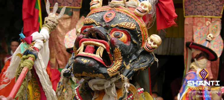 Losar Nouvel An Ladakh