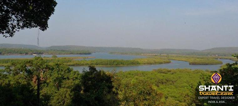 Rivières Goa