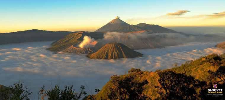 Mount Bromo Volcano Hike