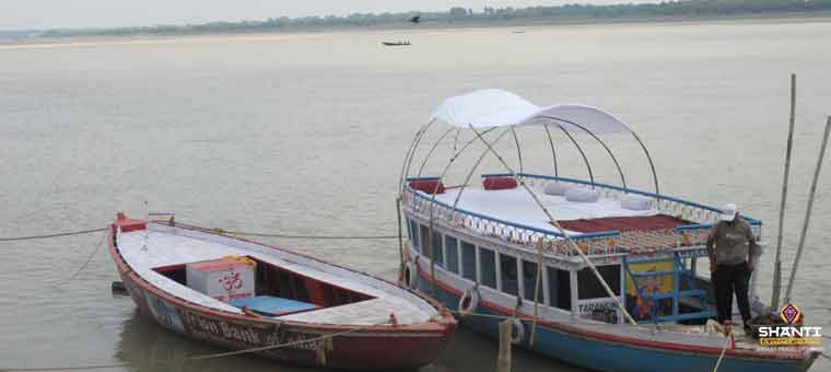 Chunar to Varansai by Boat