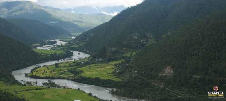Bhutan-Landscape