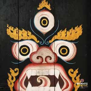 Sikkimese-Frescos