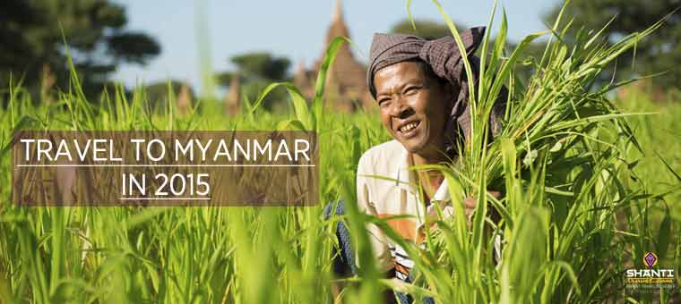 Travel to Myanmar in 2015