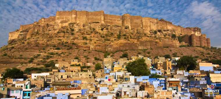 Traveling in Rajasthan for Forts