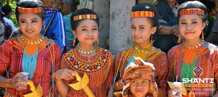 Pays Toraja Indonésie