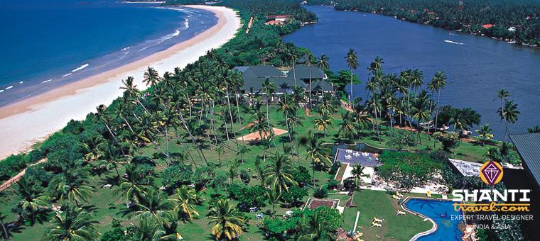 Plage de Bentota - Sri Lanka