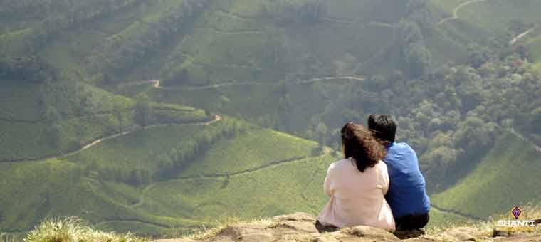 Landscape of Munnar