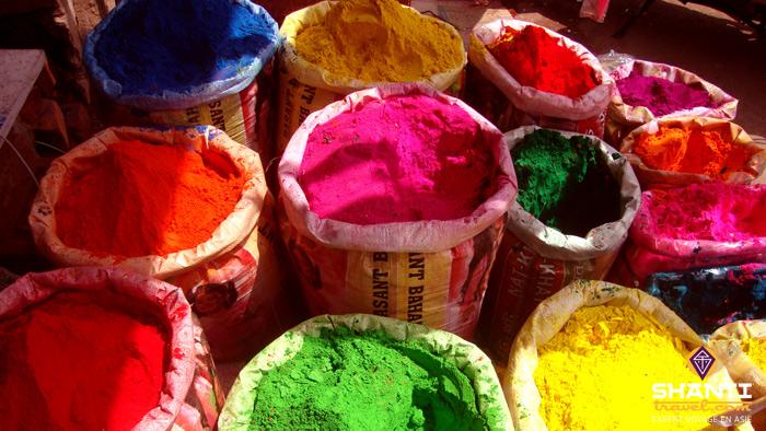 Couleurs et pigments