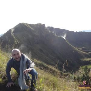 Mount Batur Crater