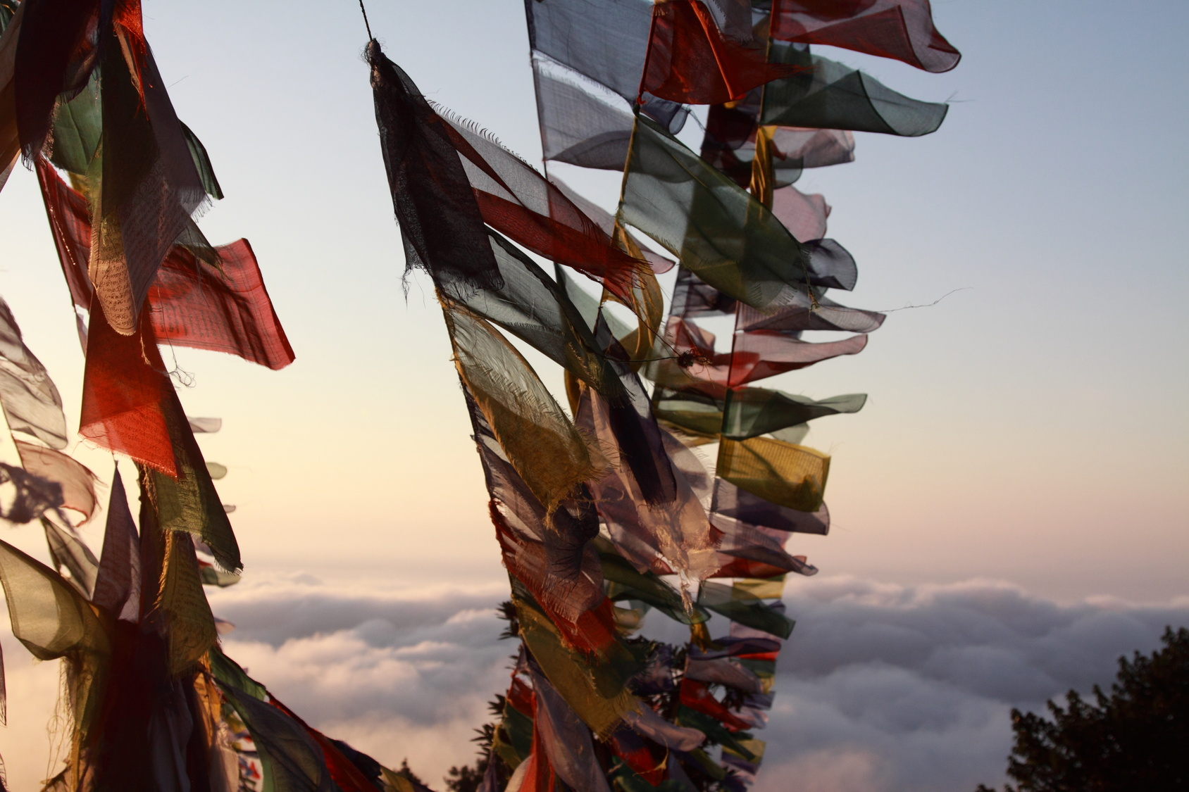 Nepal Prayer Flag