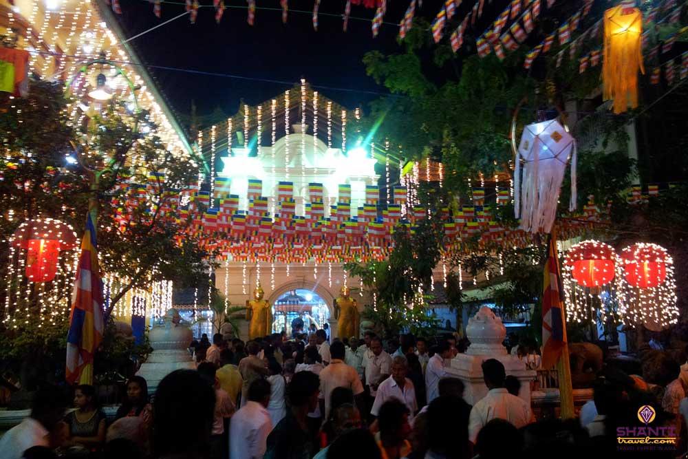 Vesak Festival Rituals