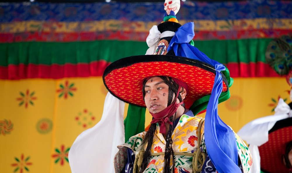 festival tibet