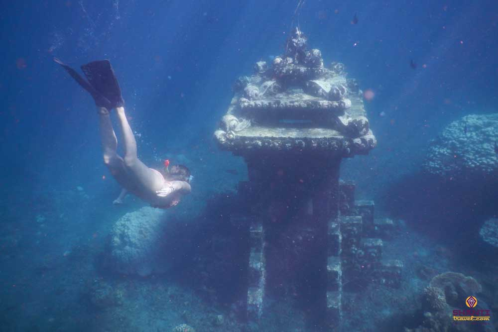 Top 5 spots for scuba diving in indonesia - Padi dive sites ...