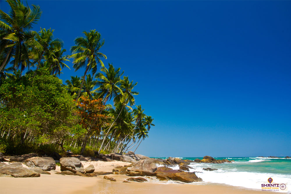 Top Beaches, Sri Lanka