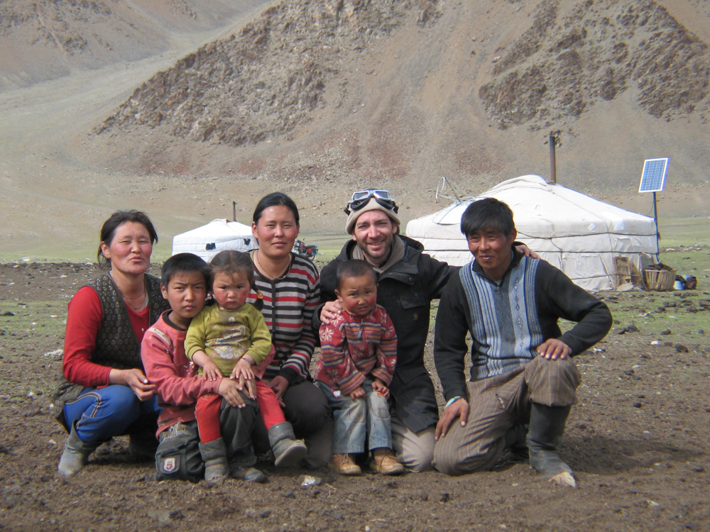 Alex Le Beuan Mongolie