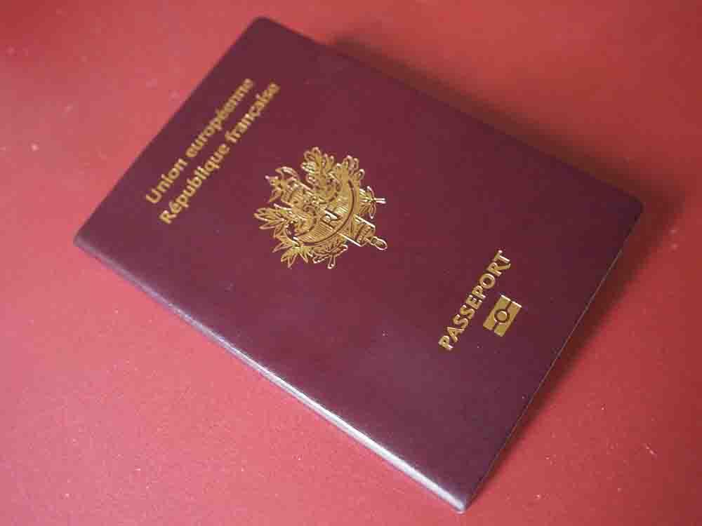 Passeport Visa indien