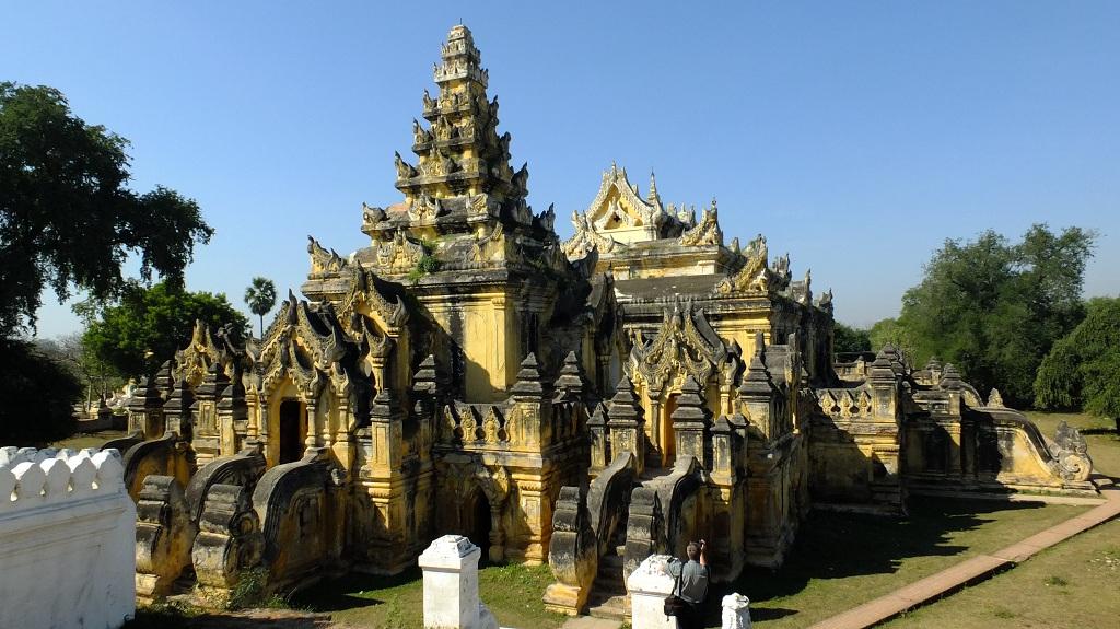 Ava - Me Nu's Brick Monastery