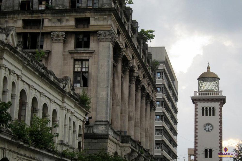 Der Leuchtturm von Colombo