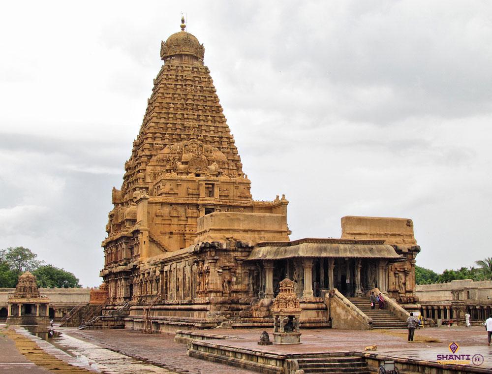 Brihedeshwara Temple