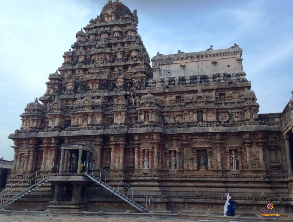 Darasuram Temple in Kumbakonam