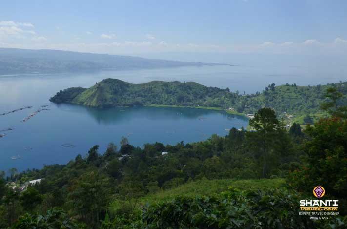 Lac Toba Sumatra