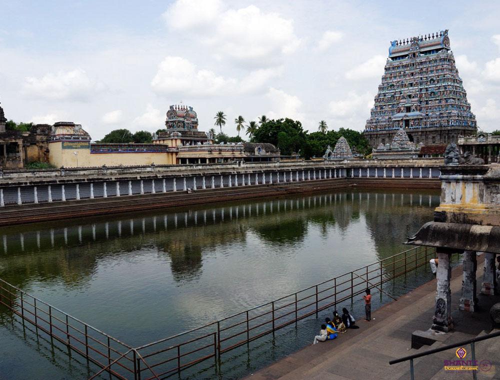 Nataraja Temple in Chidambaram