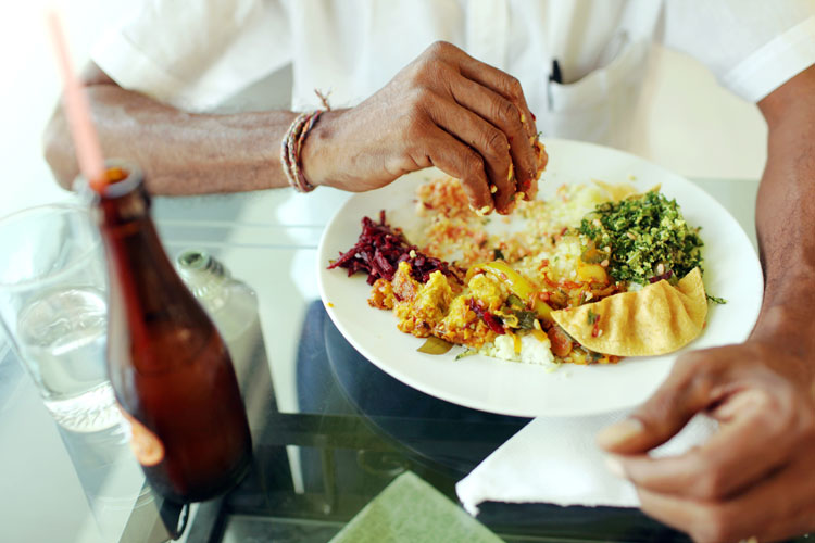Sri Lankan Food Restaurants In Colombo