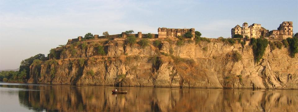 Fort de Bhainsrorgarh, Rajasthan