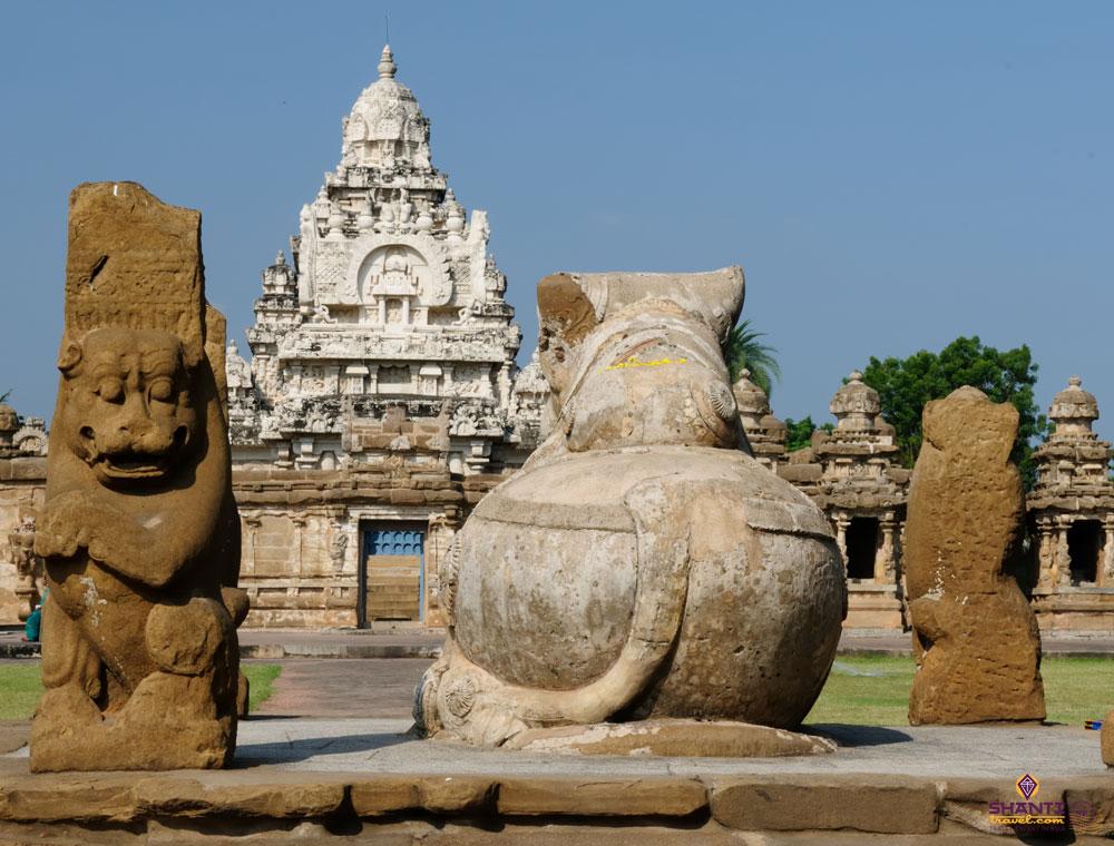 Kanchipuram-Kailasanatha-Temple