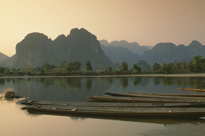 Rivière Laos