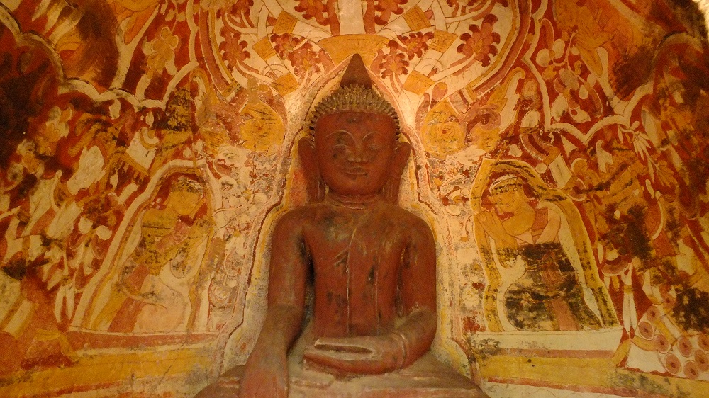 monywa bouddha birmanie