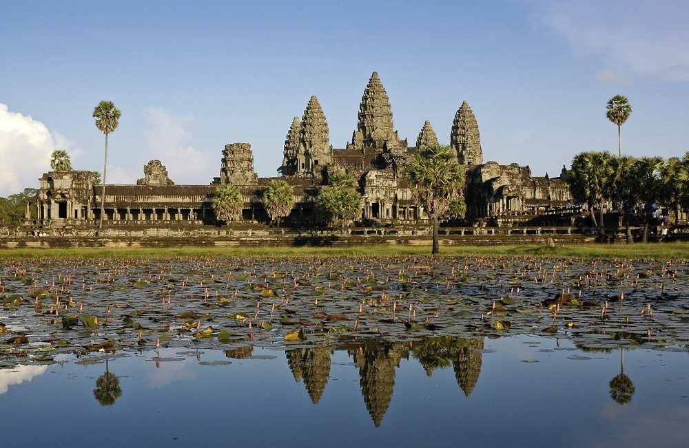 panorama angkor