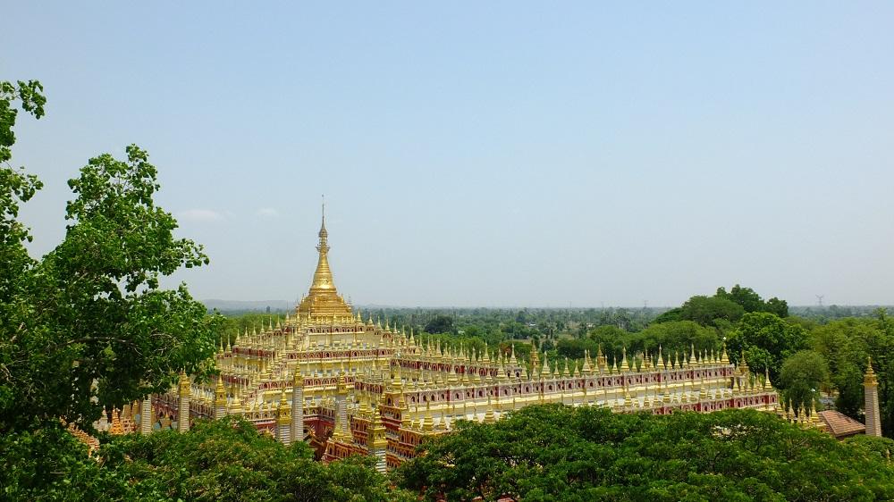 thambuddhei monywa birmanie