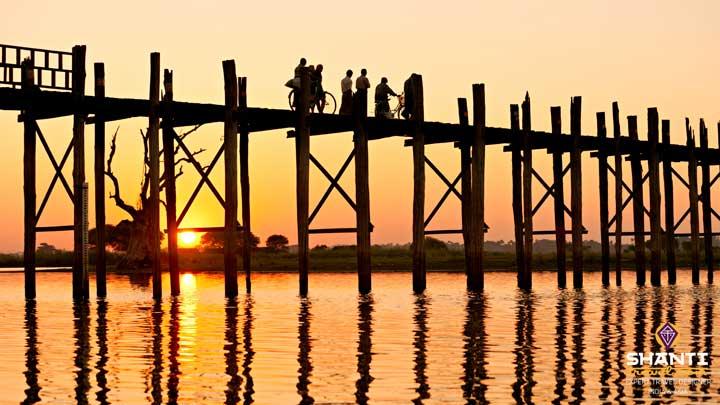 Birmanie UBein Amarapura