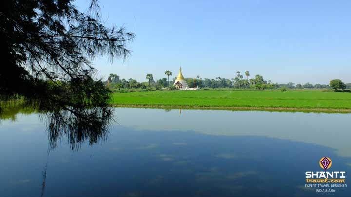 Birmanie Royaume Ava Inwa
