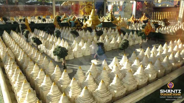 Birmanie Mandalay Kuthodaw