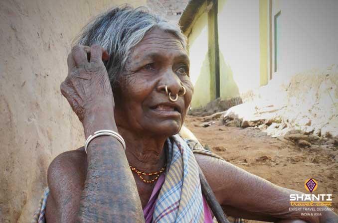 Femme Orissa