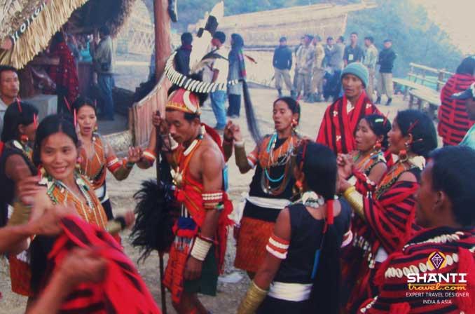 Festival Hornbill Nagaland