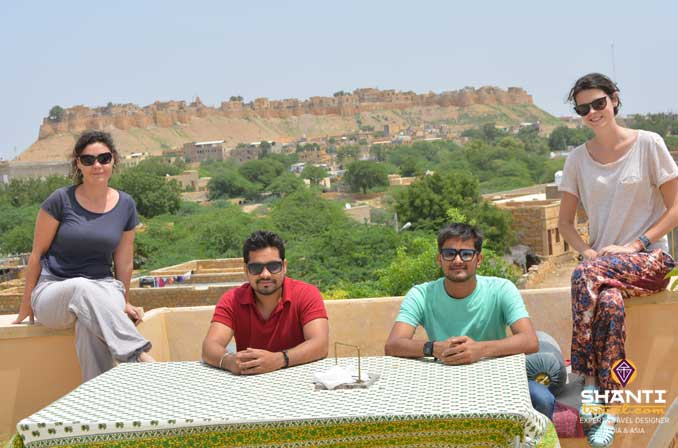 Jaisalmer citadelle