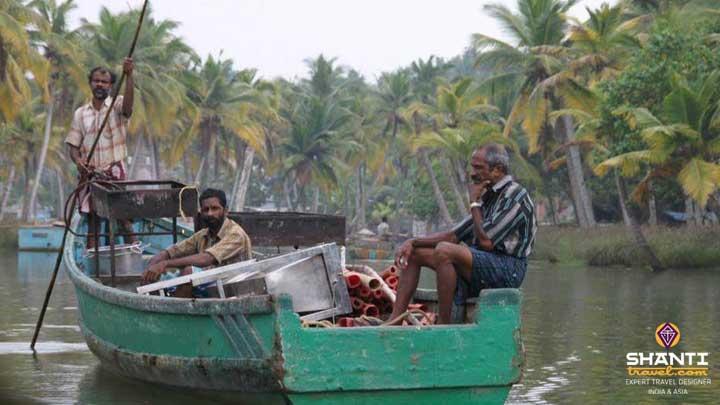 Kerala Inde du Sud