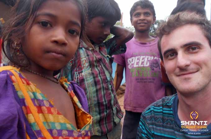 Orissa Enfants