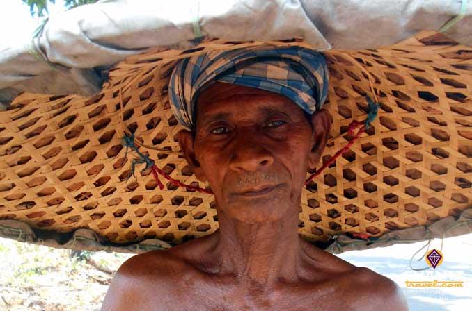 Orissa villageois