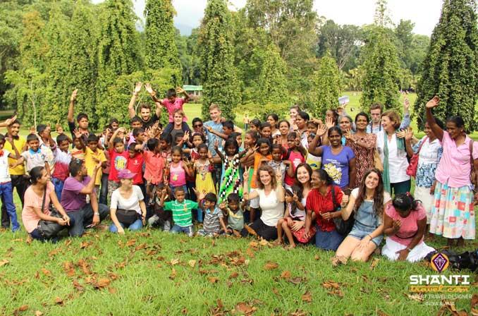 Voyage Sri Lanka Enfants